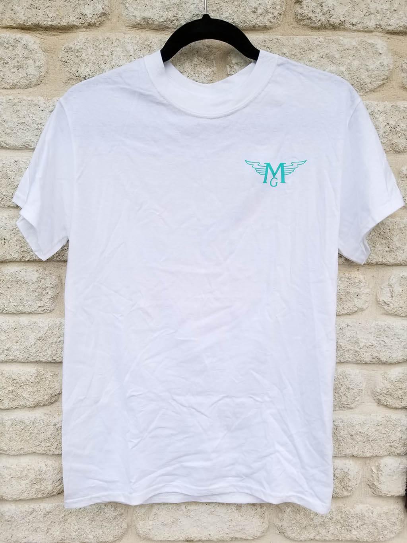 Fireworks White T-Shirt